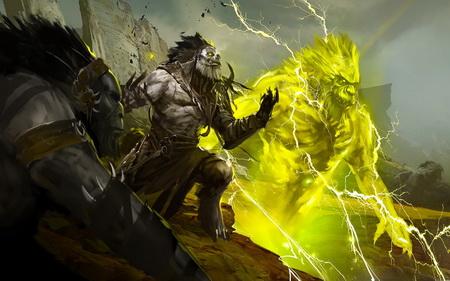 Постер на подрамнике Guild Wars 2