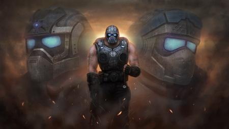 Плакат Gears Of War 3