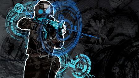 Плакат Counter-Strike