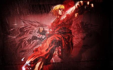 Постер на подрамнике Street Fighter X Tekken