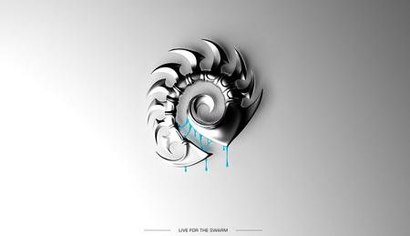 Постер на подрамнике Starcraft