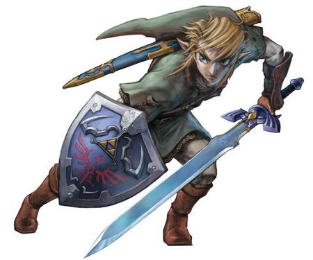 Постер на подрамнике Zelda