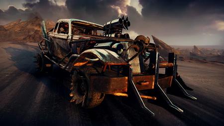 Постер на подрамнике Mad Max