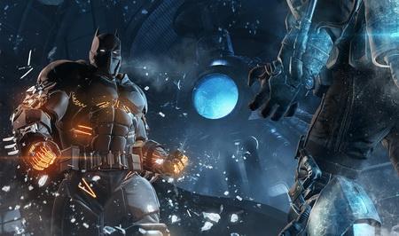 Плакат Batman: Arkham Origins