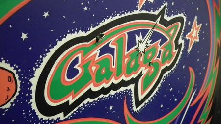 Плакат Galaga