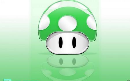 Плакат Mario
