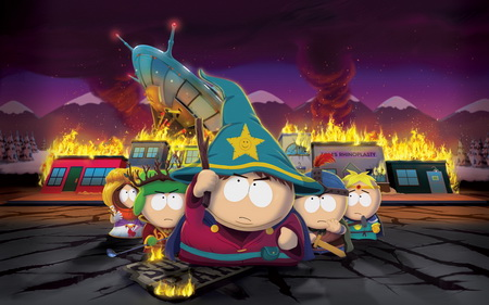 Плакат South Park: The Stick Of Truth