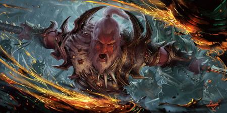 Постер (плакат) Diablo III