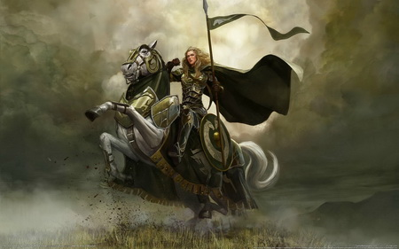 Плакат Lord Of The Rings Online: Riders Of Rohan