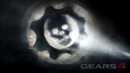 Постер на подрамнике Gears Of War 4
