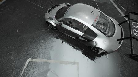 Постер на подрамнике Project Cars
