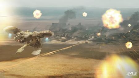 Плакат Halo: Spartan Strike