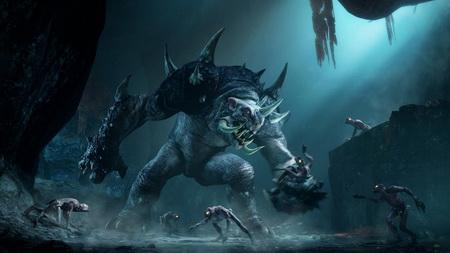 Постер на подрамнике Middle-earth: Shadow Of Mordor