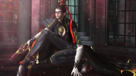 Плакат Bayonetta