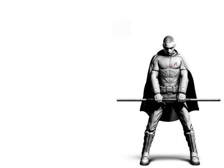 Постер на подрамнике Batman: Arkham City
