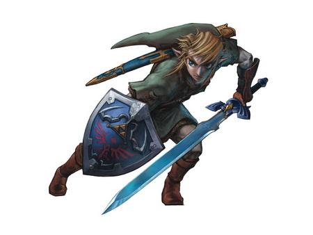 Постер на подрамнике The Legend Of Zelda