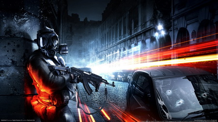 Плакат Battlefield 3