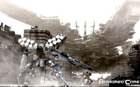 Плакат Armored Core