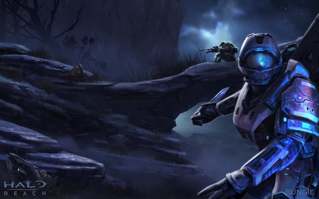Плакат Halo: Reach