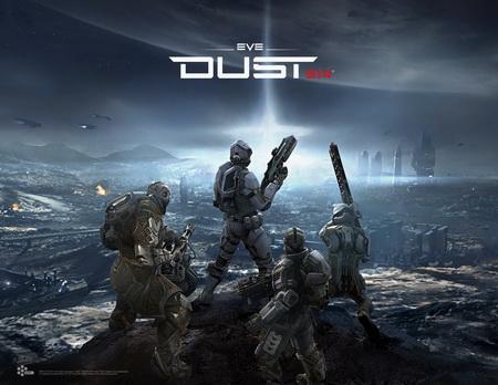 Плакат Dust 514