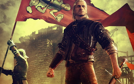 Плакат The Witcher 2: Assassins Of Kings