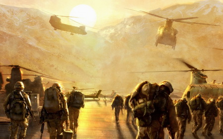 Плакат Medal Of Honor