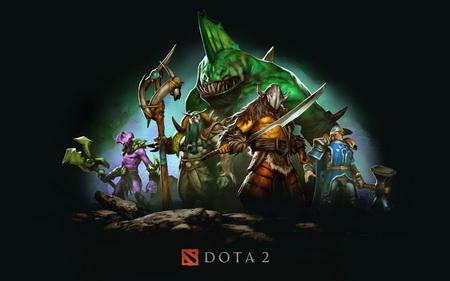 Плакат DotA