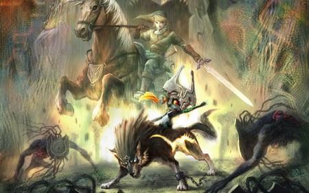 Плакат Zelda