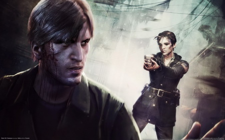 Плакат Silent Hill