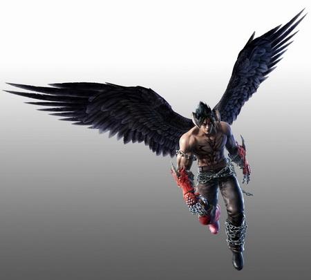 Постер на подрамнике Tekken