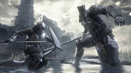 Постер на подрамнике Dark Souls III
