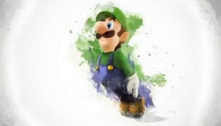 Постер на подрамнике Super Smash Bros.