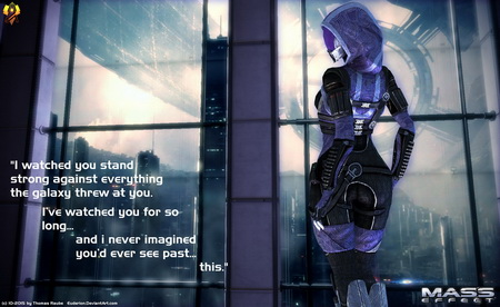 Постер на подрамнике Mass Effect 2