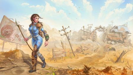 Плакат Fallout