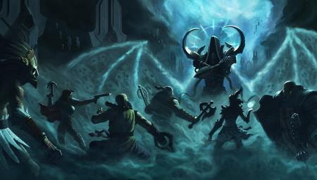 Плакат Diablo III: Reaper Of Souls