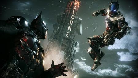 Постер (плакат) Batman: Arkham Knight