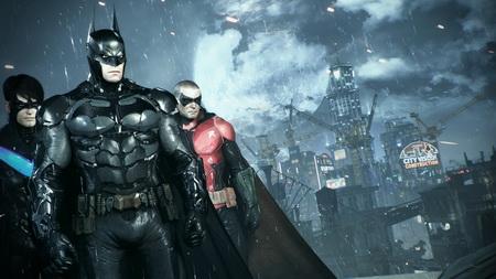 Плакат Batman: Arkham Knight