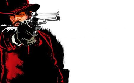 Постер на подрамнике Red Dead Redemption