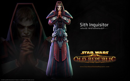 Постер на подрамнике Star Wars: The Old Republic