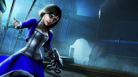 Плакат Bioshock Infinite