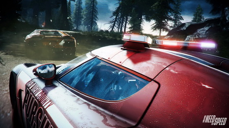 Постер на подрамнике Need For Speed: Rivals