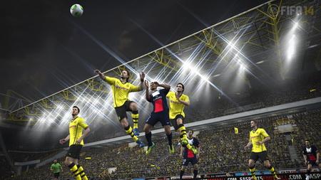 Плакат FIFA 14
