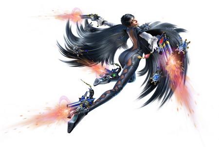 Постер на подрамнике Bayonetta 2