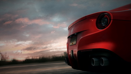 Плакат Need For Speed: Rivals