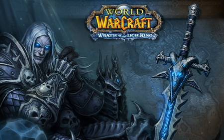 Плакат World Of Warcraft: Wrath Of The Lich King