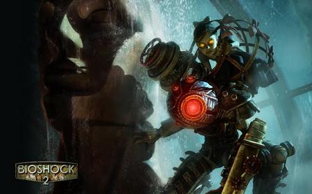 Постер на подрамнике Bioshock 2