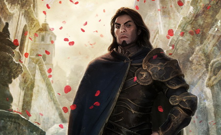 Плакат Dragon Age: Origins