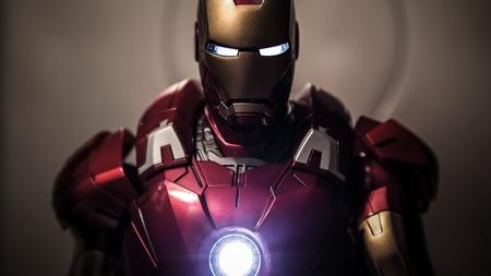 Плакат Железный человек (Iron man)