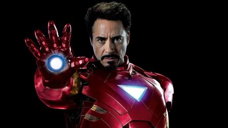 Постер на подрамнике Железный человек (Iron man)