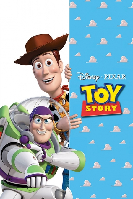 Постер на подрамнике История игрушек (Toy story)